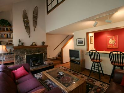 Photo for Snowater Condo #80-2 Story Deluxe Condo - Close to Community Amenities