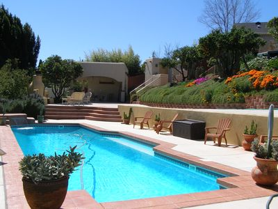 BEAUTIFUL MT. HELIX HOME/GREAT VIEWS/LAP POOL/20MINS. FROM DOWNTOWN/AIRPORT.