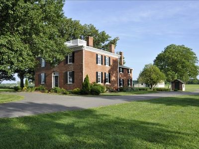 Historic Federal Style Home with Widows Walk
