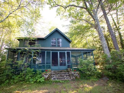 Photo for Family Retreat includes a main house plus cottages