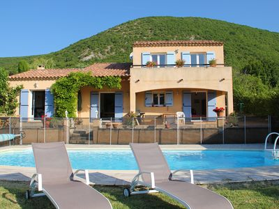 Photo for Villa with pool for an amazing holiday in Provence