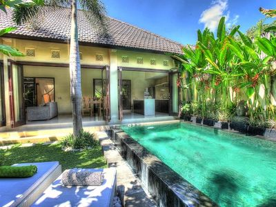 Photo for Affordable 2 BR Villa in Heart Seminyak