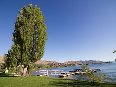 Photo for Spacious Osoyoos Lakeside Townhouse with 3 Bedrooms and 2.5 Bathrooms!