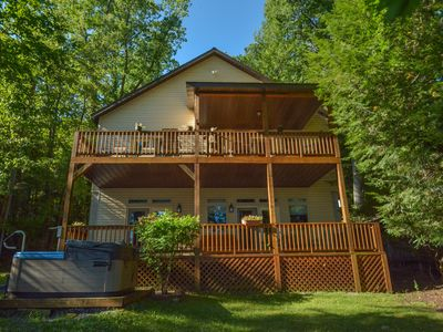 Photo for Beautiful Lake Views within Minutes from DCL State Park