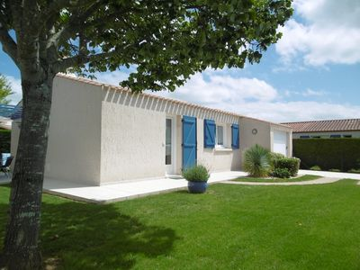 Photo for Detached house saint vincent sur jard