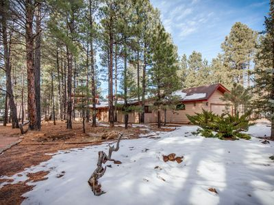 Photo for Cozy Home in the Ponderosa Pines