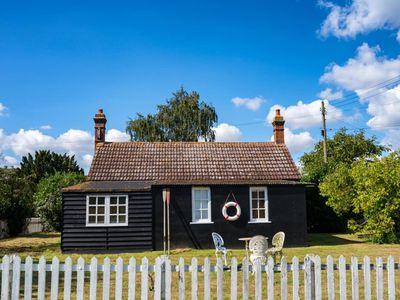 Photo for Willows Cottage / 3-bed home on Osea Island, Essex