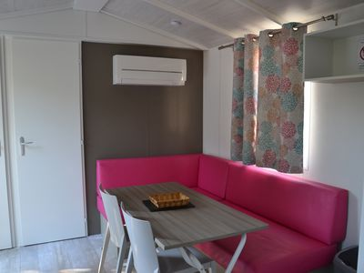 Photo for Air-conditioned mobile home 4 pers