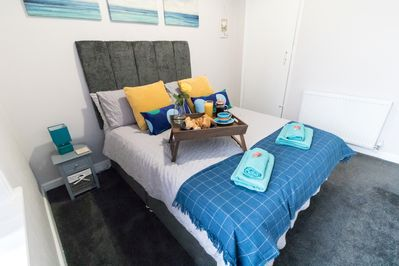 Double Room with built in storage