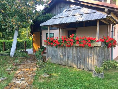 Photo for Apartments Predrag, (15951), Poljanak, Plitvice, Croatia