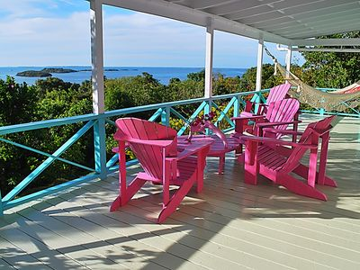 Photo for Watch the sunset every night over the Sea of Abaco!