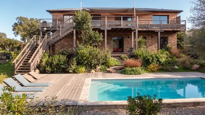 Photo for Holiday house in Pinarello - 4/5 people - 800m from the beach - air conditioned