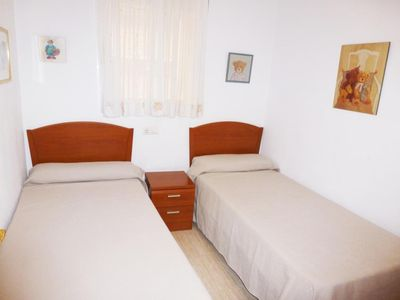 Photo for Marina Dor 3000 2LINEA, dos dormitorios (6pers) #15 - Two Bedroom Apartment, Sleeps 6