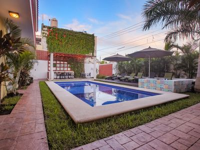 Photo for 2BR Villa Vacation Rental in Cozumel, Quintana Roo