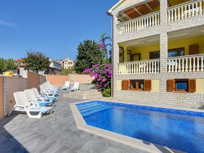 Photo for Holiday house Medulin for 1 - 14 persons with 7 bedrooms - Villa