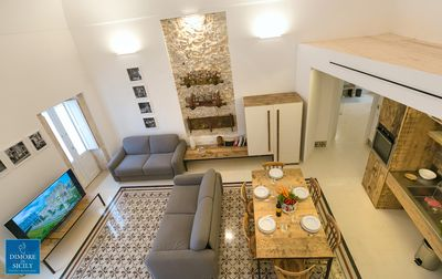 Photo for Dione design apartments, two bedrooms and terrace