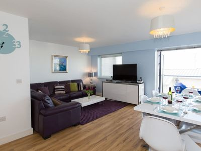 Photo for 3 bedroom accommodation in Newquay