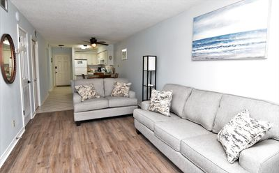 Photo for Lei Lani #M119 - CHARMING CONDO ACROSS FROM THE GULF WITH PRIVATE BEACH ACCESS!