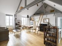 charming apartment in wonderful nook of Rennes