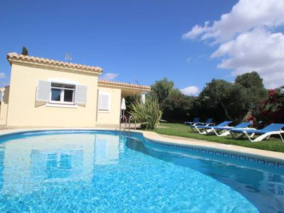 Photo for Comfortable vacation home in Roche Viejo/Conil for upto 6 persons with private pool and internet WiFi.