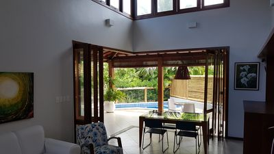 Photo for COMFORTABLE HOUSE IN THE BEST LOCATION OF THE NORTH OF BAHIA COAST - PRAIA DO FORTE