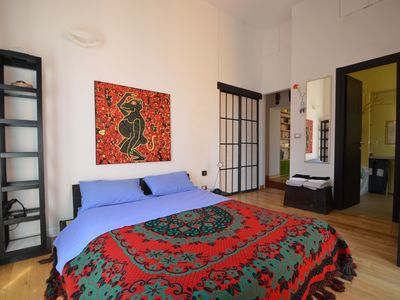 Photo for Sunny and large apartment near San Peter