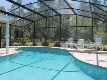 Indian Ridge | South Facing Pool, Huge Fenced In Yard, Conservation Views, BBQ Included, Remodeled Kitchen & Baths!