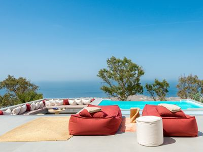Photo for Vine Superior Suite | Santorini Heights