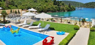 Photo for 4BR Villa Vacation Rental in Sivota