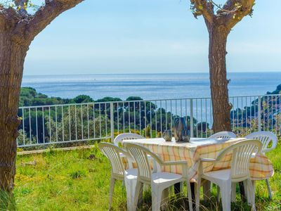 Photo for Club Villamar - Cozy typical spanish home with nice sea views located at less than 1km from the b...
