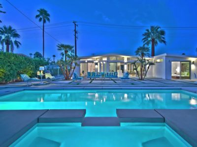 Photo for 2BR/2BA Midcentury near downtown Palm Springs