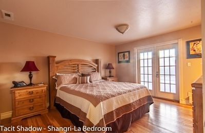 "Photo for Tacit Shadow ""Shangri-La"", Private Bedroom at base of Brian Head Mountain, WiFi"