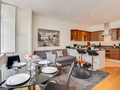 Photo for The Redfield Lane Nest - NG1 - One Bedroom Apartment, Sleeps 4