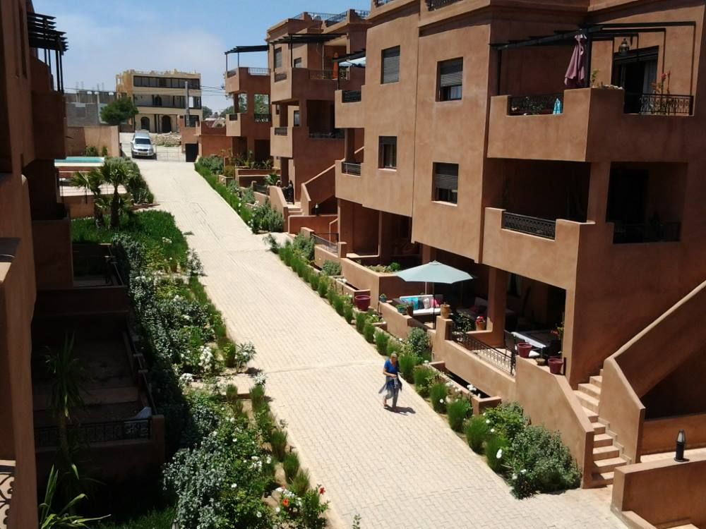 residence vacance taghazout