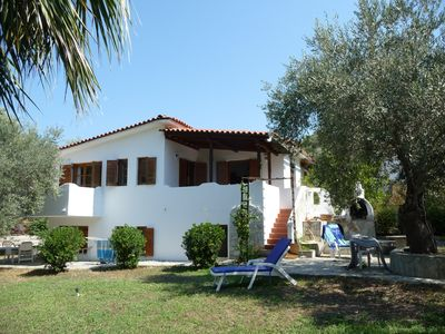 Photo for Idyllic holiday home with private garden near the beach - ideal for families