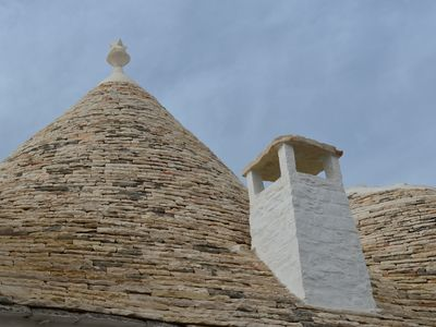 Photo for TRULLO NATHALIE- holiday home