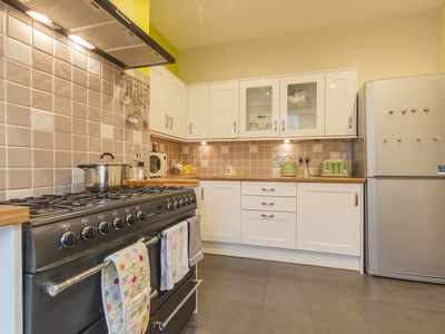 Photo for The Nutshell: Enjoy 3 bed, 3 floor Plymouth luxury & patio