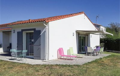Photo for 2 bedroom accommodation in St. Palais sur Mer