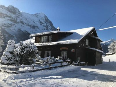Photo for Holiday apartment Grindelwald for 2 persons with 1 bedroom - Holiday apartment in a farmhouse