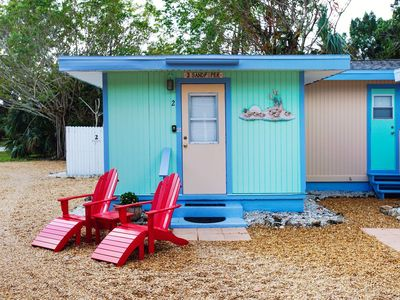 Photo for Newly Renovated Coastal Chic Cottage minutes to the beach!  Free bikes!