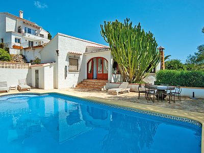 Photo for Vacation home Parpallo 6  in Jávea, Costa Blanca - 4 persons, 2 bedrooms