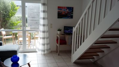 Photo for Le Conquet - F3 duplex house - 400m from the beach
