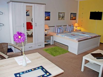 Photo for 03: 36 m², 1-room, 2 pers., Terrace, WL - F-1102 The holiday home on the Baltic Sea beach