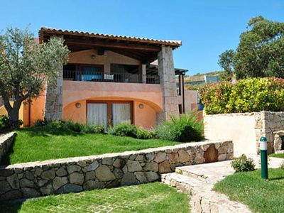 Photo for 6 bedroom Villa, sleeps 14 with Pool, Air Con and Walk to Beach & Shops