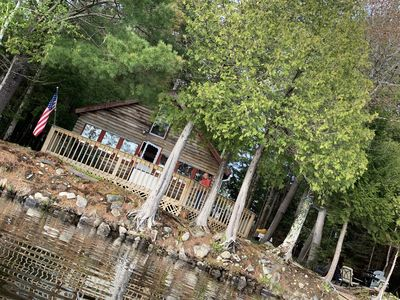 Photo for Maine Lake side cottage