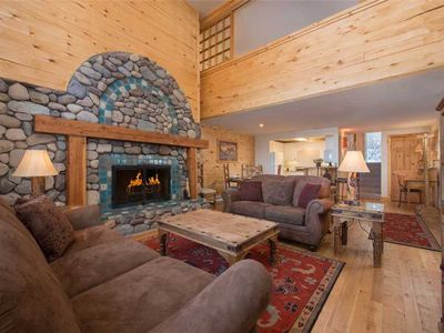Photo for 2.5bd/2ba Four Seasons 2 #3: 2.5 BR / 2 BA condominiums in Teton Village, Sleeps 6