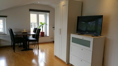 Photo for Bright open apartment in the city center -Sturm-