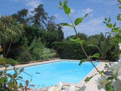 Photo for Storey villa in quiet residential area near Biarritz and BEACHES