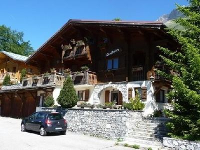 Photo for Appart Mountain 4 p 68m2 ds traditional chalet Savoie