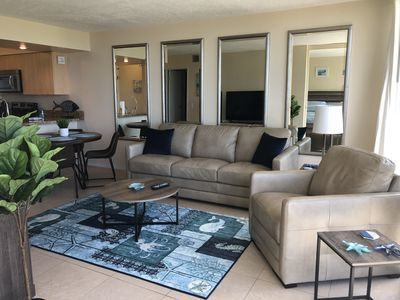 Photo for Beautiful Condo located at Makaha Valley Towers